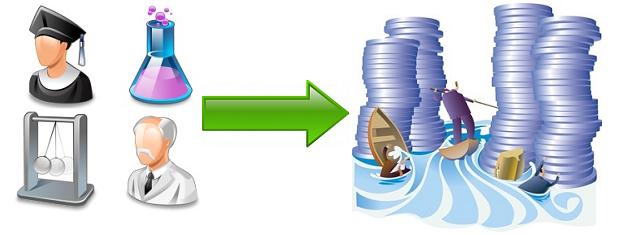 Схема монетизации сайта