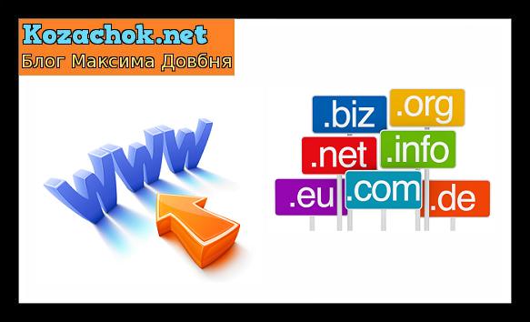 Зачем сайту домен