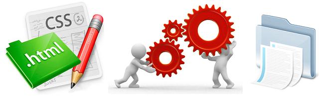Статьи про техническую оптимизацию сайта на html и css