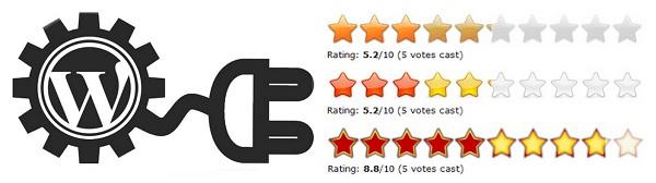 Плагин вывод рейтинга страницы