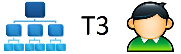 Составить Т3